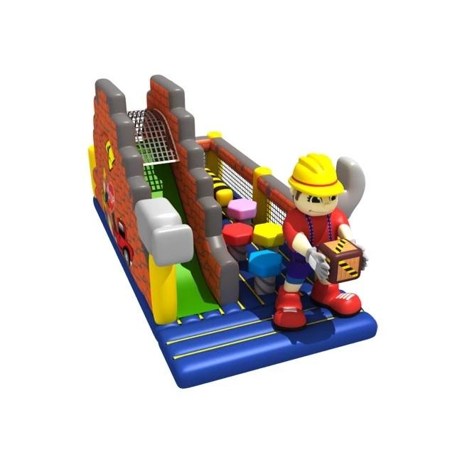 New Style Inflatable Combo,Jumping Inflatable Slide for sale