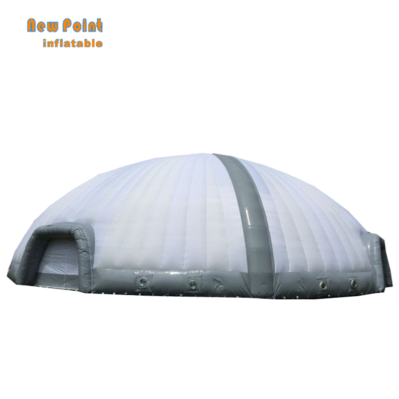 Outdoor Scarab building Inflated Structures Tent for party
