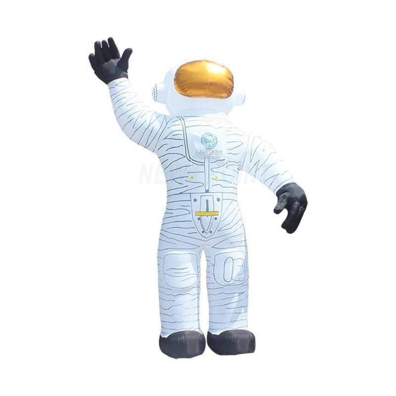 Guangzhou New Point CE big inflatable astronaut cartoon for sale