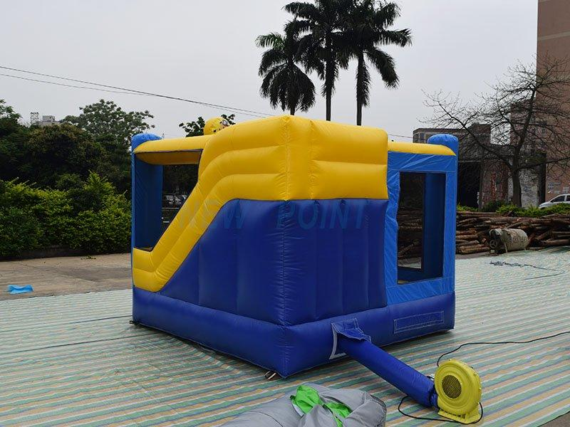Guangzhou New Point CE Plato 0.55 mm PVC kids Sponge inflatable combo