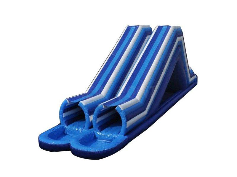 Guangzhou New Point CE PVC summer pool inflatable water slide for sale